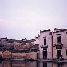 Picture of 潞锚麓氓 - ���� Hongcun village - Yuezhao (Crescent Lake)