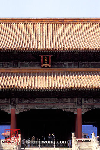 故宫--太和门 Gugong(The Palace Museum)