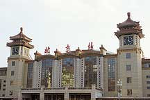 Picture of 北京市 -- 北京站 Beijing City -- Beijing Railway Station