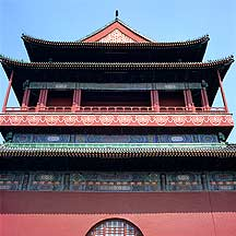 Picture of 北京市 -- 鼓楼 Beijing City -- Drum Tower