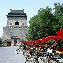 Picture of ������ -- ��¥ Beijing City -- Bell Tower