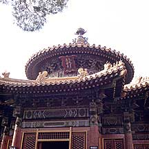 Picture of 鹿�鹿卢--�貌麓潞�陇 Gugong(The Palace Museum)--Longevity Pavillion