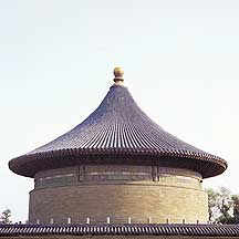 Picture of 天坛公园 -- 皇穹宇 Tiantan (Temple of Heaven) Park