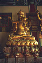 Picture of �ú�԰ - ���� Yiheyuan - Buddhist statues