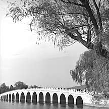 Picture of ʮ�߿��� Seventeen-arch Bridge