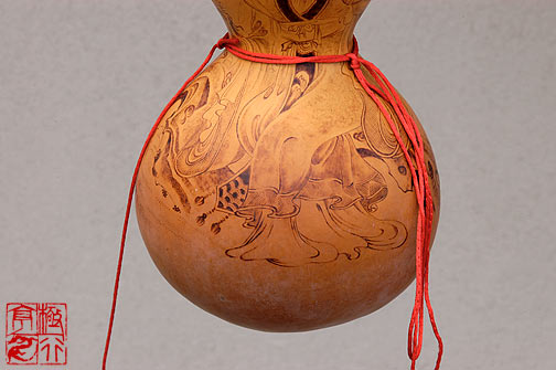 济南市 - 美人葫 Jinan city - Beauty on a Gourd