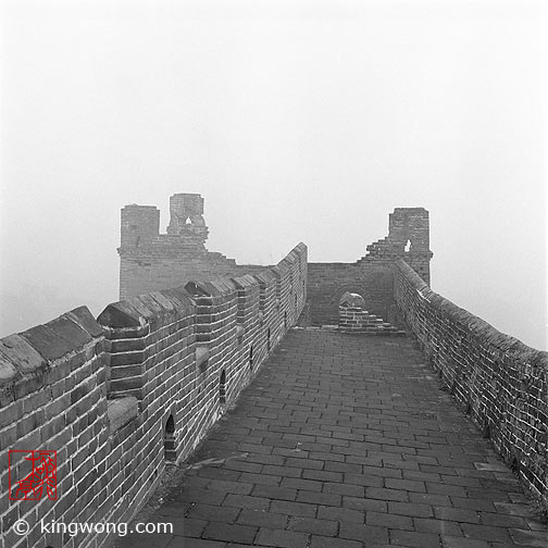 金山岭长城 Jinshanling Great Wall