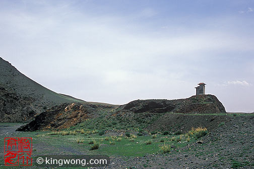秦 Qin Wall - Watch Tower