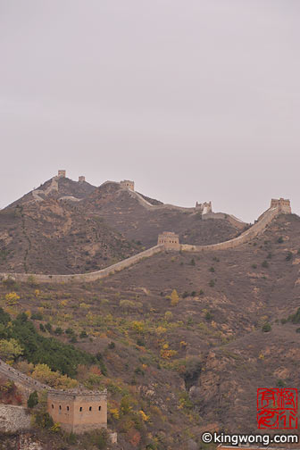 司马台长城 Simatai Great Wall
