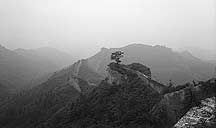 Picture of ���ɽ���� - ��̨ Panlongshan Great Wall - Enemy Tower