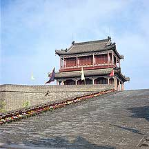 Laolongtou (Old Dragon Head) - Tower,Shanhaiguan