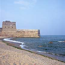 Laolongtou (Old Dragon Head),Shanhaiguan
