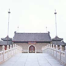 Picture of ����ͷ - �� Laolongtou (Old Dragon Head) - Temple
