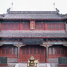 Picture of ����ͷ - ��(���) Laolongtou (Old Dragon Head) - Temple