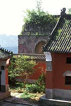 Wudangshan ( Wudang Mountains ) - Temple,Wudangshan