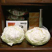 Picture of 洋白菜 Cabbages
