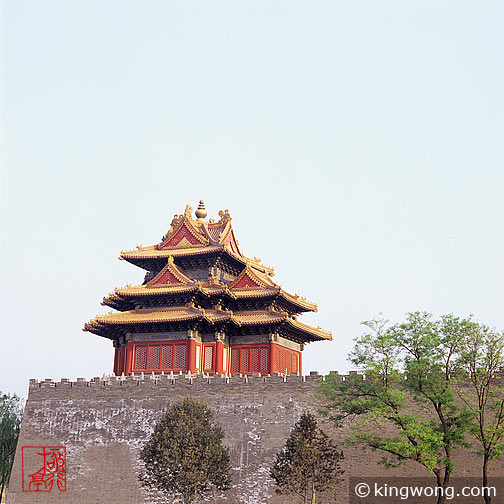 故宫 Gugong (The Palace Museum)