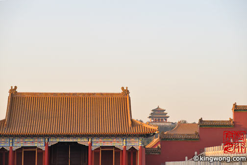 故宫-紫禁城 Gugong (Palace Museum or Forbidden City)