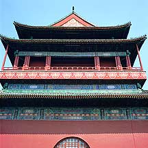 Picture of 北京市 鼓楼 Beijing City - Drum Tower