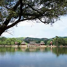 Picture of 承德 避暑山庄 Chengde - Imperial Summer Villa