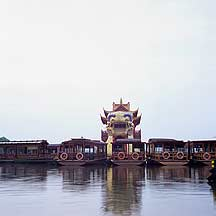 Picture of 杭州西湖 Hangzhou's Xihu (West Lake)