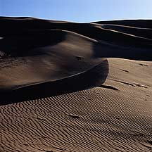 Picture of 内蒙古 响沙湾 Inner Mongolia - Resonant Sand Dunes