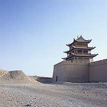 Picture of 嘉峪关 Jiayuguan Fortress