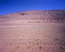 Picture of 吐鲁番 火焰山 Turpan's Huoyan Shan(Flaming Mountains)