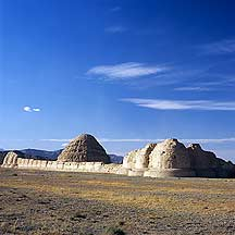 Picture of 银川 西夏皇陵 Yinchuan's Western Xia Royal Tombs