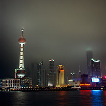 Picture of �Ϻ��� - ������������� Shanghai City - Eastern Pearl Tower