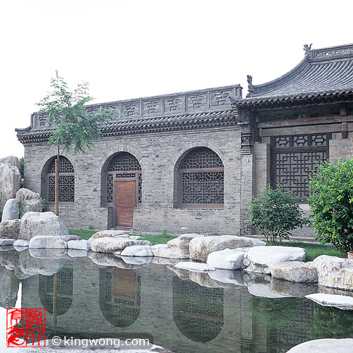 常家庄园 Chang Family's Compound