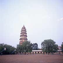 Picture of 太谷 - 无边塔 Taigu - Wubianta (Boundless Pagoda)