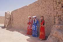 Picture of �߲�ʳ� - �ط���Ů Gaochang Ruins - Local Beauties
