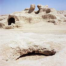 Picture of 高昌故城 Gaochang Ruins
